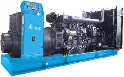 Дизельный генератор ТСС АД-640С-Т400-1РМ11 с АВР