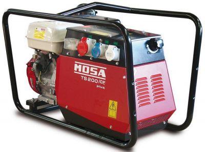 Бензиновый генератор Mosa TS 200 BS/CF
