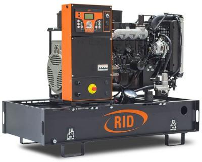 Дизельный генератор RID 40 E-SERIES с АВР
