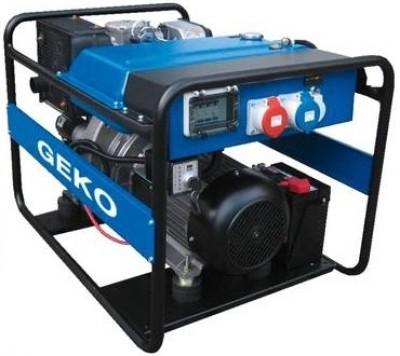 Дизельный генератор Geko 10010 E-S/ZEDA