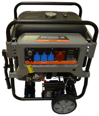 Бензиновый генератор Mitsui Power ZM 10000 E-3