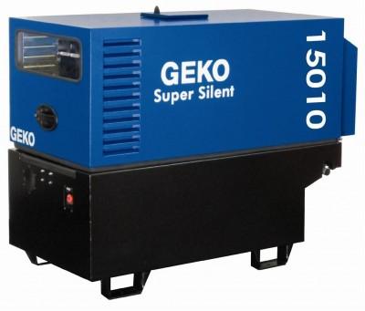 Дизельный генератор Geko 15014 ED-S/MEDA SS с АВР