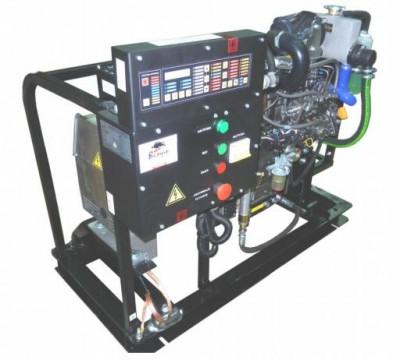 Дизельный генератор Вепрь АДА 16-Т400 ТЯ