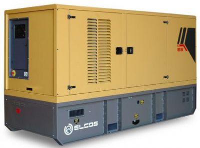 Дизельный генератор Elcos GE.CU.110/105.SS с АВР