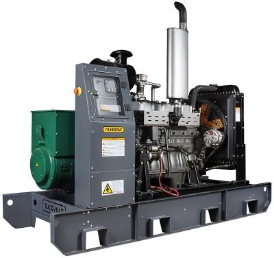 Газовый генератор Gazvolt Standard 77 KTB 21 с АВР