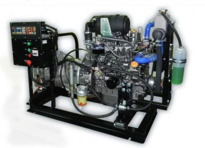 Дизельный генератор Вепрь АДА 20-Т400 ТЯ