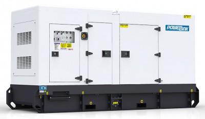 Дизельный генератор Power Link WPS225S
