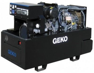 Дизельный генератор Geko 60014 ED-S/DEDA с АВР