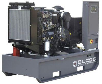 Дизельный генератор Elcos GE.PK.051/046.BF с АВР