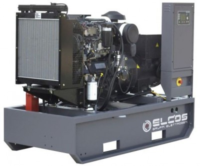 Дизельный генератор Elcos GE.CU.066/060.BF