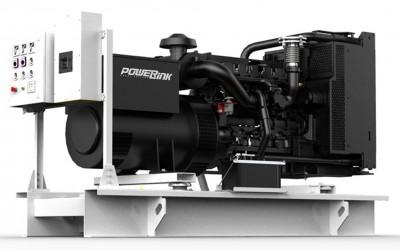 Дизельный генератор Power Link WPS200B