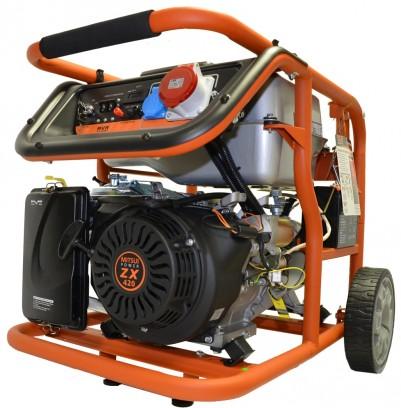 Бензиновый генератор Mitsui Power ZM 7500 E-3