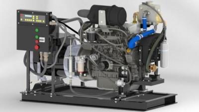 Дизельный генератор Вепрь АДА 38-Т400 ТЯ