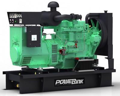 Дизельный генератор Power Link PPL30 с АВР