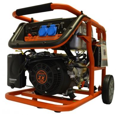 Бензиновый генератор Mitsui Power ZM 3800 E с АВР