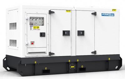 Дизельный генератор Power Link GMS38PX в кожухе с АВР