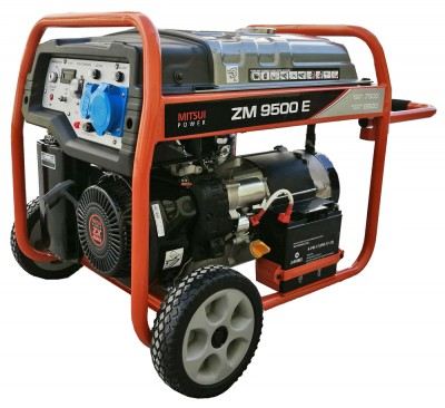 Бензиновый генератор Mitsui Power ZM 9500 E