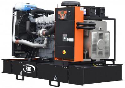 Дизельный генератор RID 200 B-SERIES с АВР
