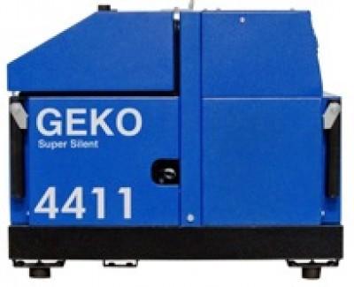 Бензиновый генератор Geko 4411 E-AA/HEBA SS с АВР