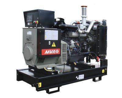 Дизельный генератор MVAE АД-120-400-С с АВР