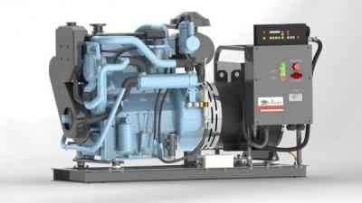 Дизельный генератор Вепрь АДС 48-Т400 ТП