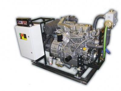 Дизельный генератор Вепрь АДС 55-Т400 ТЯ