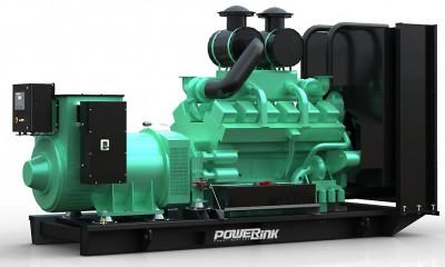 Дизельный генератор Power Link GMS1000C