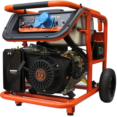 Бензиновый генератор Mitsui Power ZM 6500 E