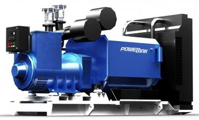 Дизельный генератор Power Link WPS800