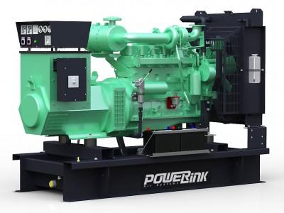 Дизельный генератор Power Link GMS100C