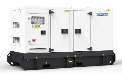 Дизельный генератор Power Link WPS80S