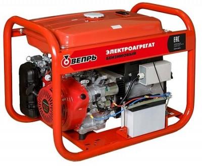 Бензиновый генератор Вепрь АБП 7/4-T400/230 ВХ-БСГ АВР