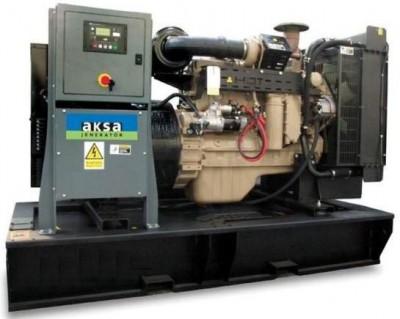 Дизельный генератор Aksa AC-66 с АВР