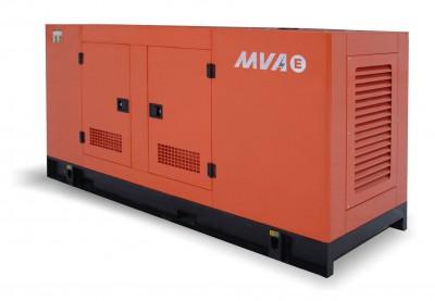 Дизельный генератор MVAE АД-110-400-Р в кожухе
