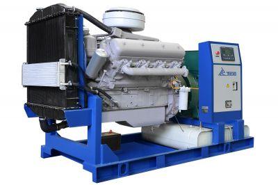Дизельный генератор ТСС АД-100С-Т400-1РМ2 с АВР
