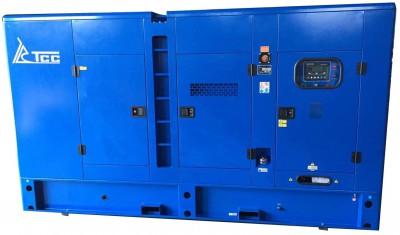 Дизельный генератор ТСС АД-105С-Т400-1РКМ11 с АВР