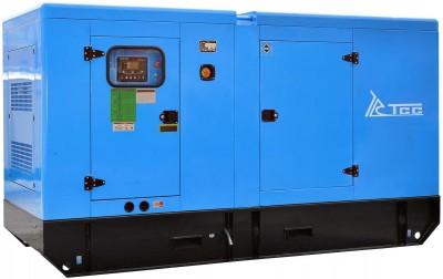Дизельный генератор ТСС АД-120С-Т400-1РПМ5 с АВР