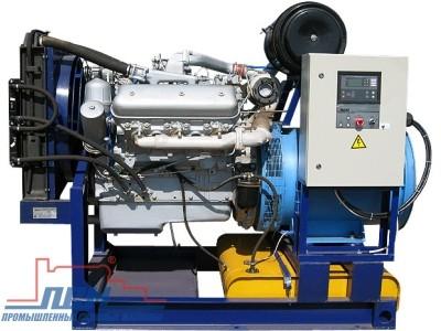 Дизельный генератор ПСМ ADP-120 с АВР