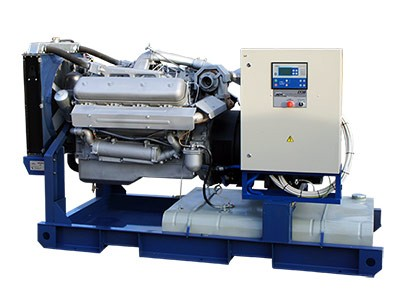 Дизельный генератор ПСМ АД-120 (ЯМЗ-238ДИ) с АВР