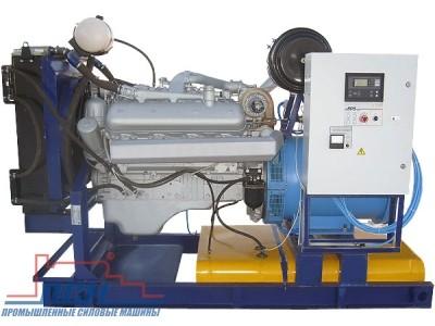 Дизельный генератор ПСМ АД-180 с АВР
