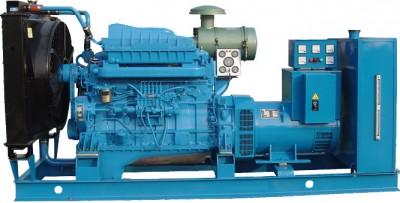 Дизельный генератор Азимут АД 360-Т400 с АВР