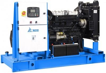 Дизельный генератор ТСС АД-30С-Т400-1РМ5 с АВР