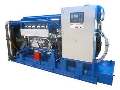 Дизельный генератор ПСМ АД-315 (ЯМЗ-240НМ2)
