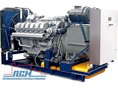 Дизельный генератор ПСМ АД-315 (ЯМЗ-8503.10)