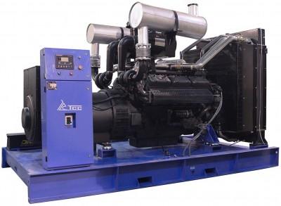 Дизельный генератор ТСС АД-360С-Т400-1РМ11 с АВР