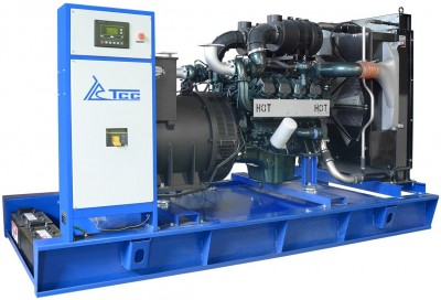 Дизельный генератор ТСС АД-360С-Т400-1РМ17 с АВР
