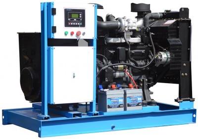 Дизельный генератор ТСС АД-50С-Т400-1РМ19