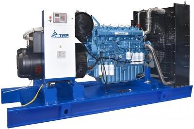 Дизельный генератор ТСС TBd 688SA