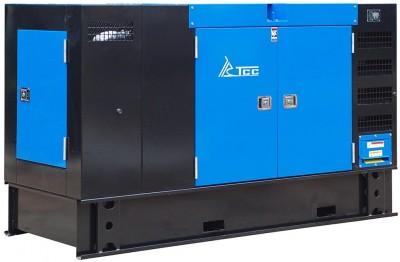 Дизельный генератор ТСС АД-50С-Т400-1РПМ6 с АВР