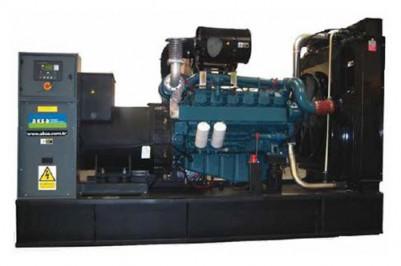 Дизельный генератор Aksa AD-410 с АВР